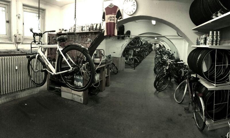 Bike repairs Amsterdam